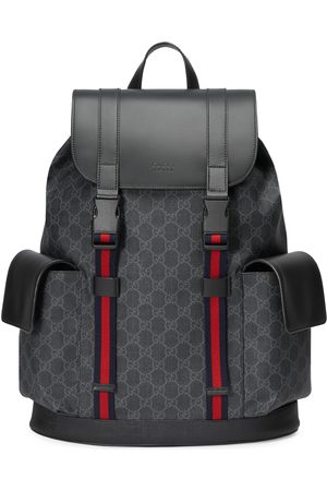Gucci GG Black backpack