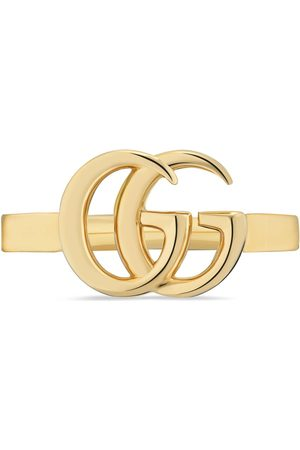Gucci Dames Ringen - GG Running yellow gold ring
