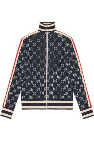 Gucci Heren Jacks - GG jacquard cotton jacket