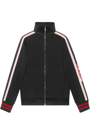 Gucci Heren Jacks - Technical jersey jacket