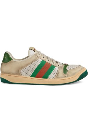 Gucci Screener leather sneaker