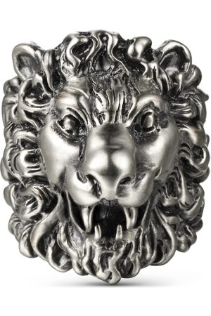Gucci Dames Ringen - Ring with lion head