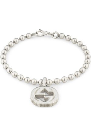 Gucci Dames Armbanden - Interlocking G bracelet in silver