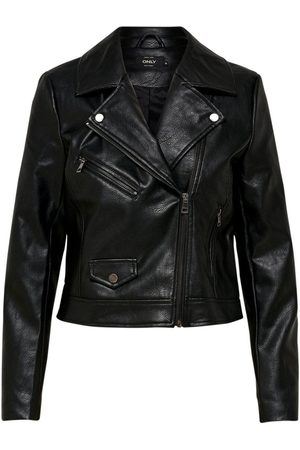Only Leatherlook Jas Dames