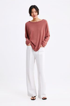 Zara Oversized tricot trui