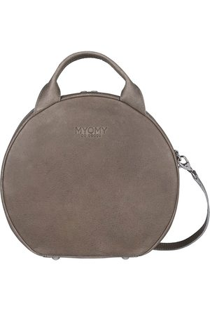 Myomy Clutches My Boxy Bag Cookie Taupe