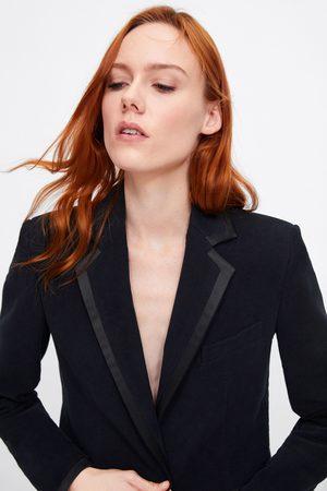Zara Fluwelen combi-blazer