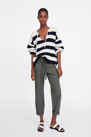 Hedendaags Goedkope Zara dames Broeken & Jeans in de Uitverkoop / Sale LL-89