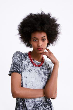 Zara Tie-dye jurk