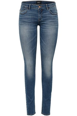 Only Dames Skinny - Onlcoral Superlow Skinny Jeans Dames