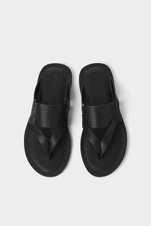 Zara Bewerkte sandaaltjes