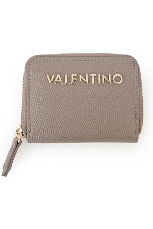 VALENTINO Ritsportemonnees Divina Coin Purse Taupe