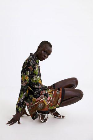Zara Blouse met bloemenprint