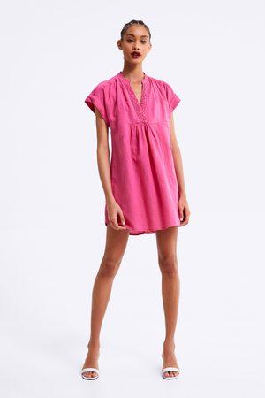 Zara Rustieke jurk