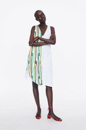 Zara Gecombineerde jurk
