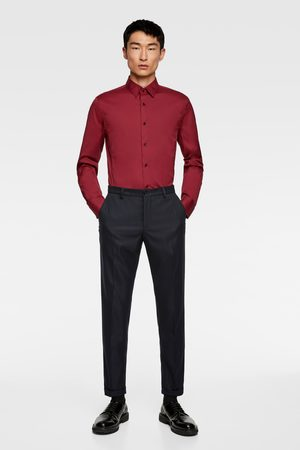 Zara Basic overhemd in extra slim fit