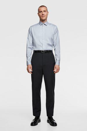 Zara Premium quality overhemd met structuur