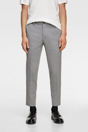 Zara Comfortabele broek 'knit 4 ways