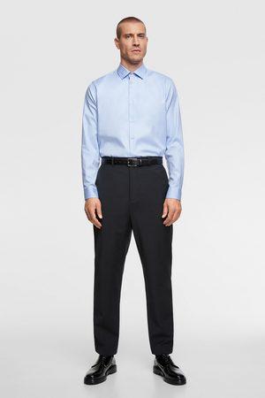 Zara Heren Overhemden - Premium quality overhemd met structuur