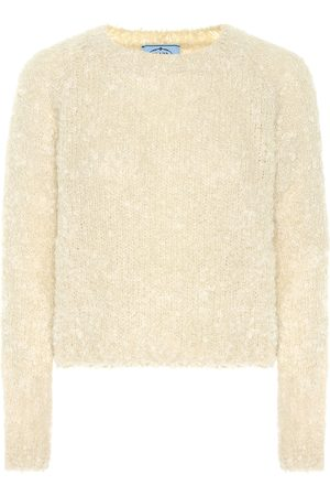 Prada Mohair, cashmere and silk sweater