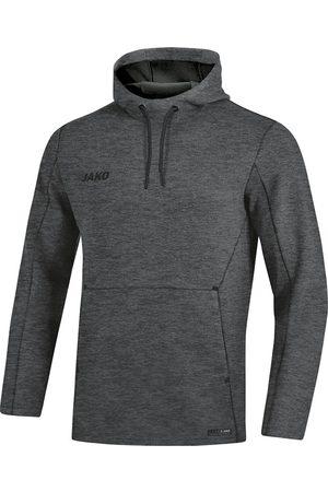 Jako Sweater met kap premium basics 042758