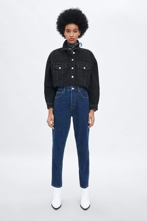 Zara Authentic denim jeans in mom fit