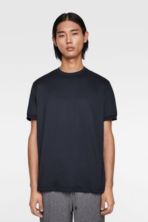 Zara Piqué t-shirt traveler