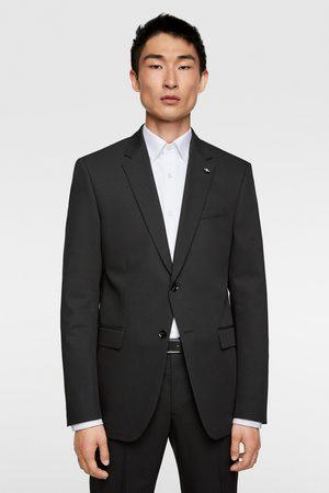 Zara Heren Blazers & Colberts - Comfortabele cinzato kostuumblazer