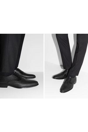 Zara Heren Schoenen - Bewerkte leren schoenen