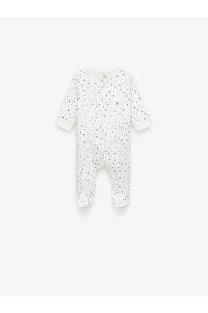 Zara Baby Pyjama's - Pyjama met sterretjes