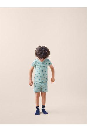 Zara Pyjama met print