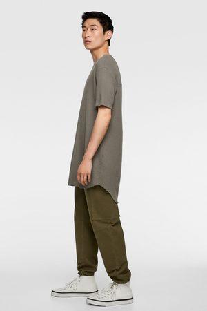 Zara Heren Overhemden - Overhemd met ruitjestextuur