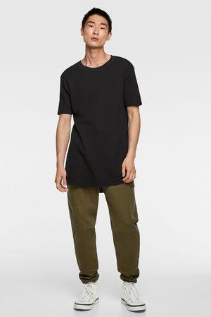 Zara Overhemd met ruitjestextuur