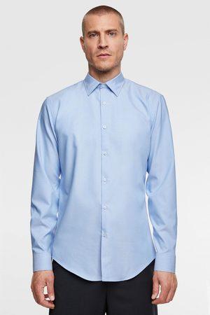 Zara Coolmax© overhemd van keperstof