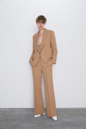Zara Blazer met zakken en revers