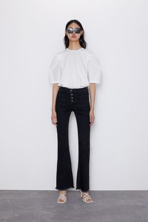 Zara Jeans z1975 high rise flare