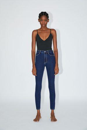 Zara Jegging met hoge taille en veel stretch