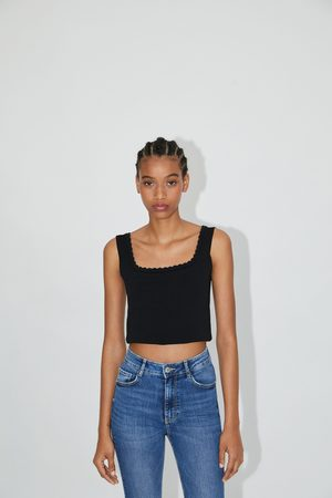 Zara Hi-rise sculpt jeans