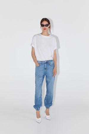 Zara Jeans zw premium denim jogger