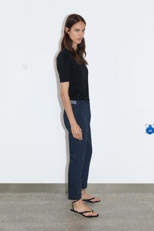 Zara Broek met joggertaille
