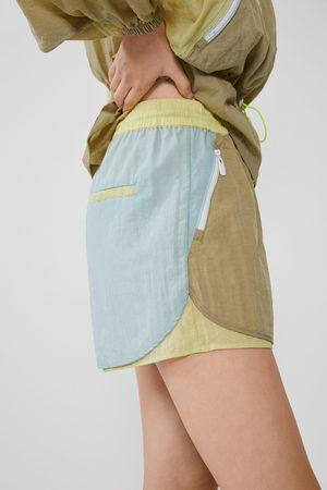 Zara Veelkleurig nylon short