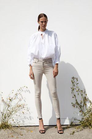 Zara Skinny jeans zw premium