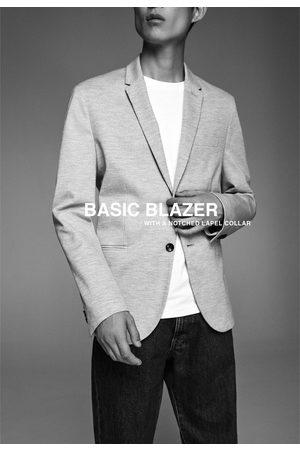 Zara Basic blazer met structuur