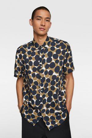 Zara Overhemd met stippen
