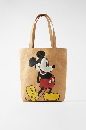 Zara Middelgrote shopper met mickey mouse ©disney