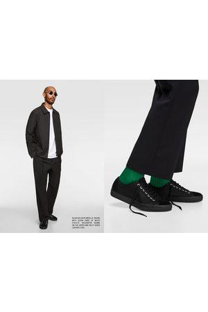 Zara Zwarte sneakers