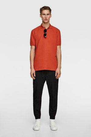 Zara Heren Poloshirts - Gestructureerde polo