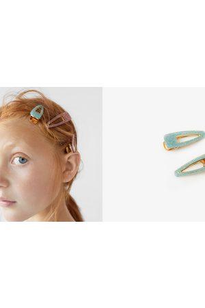Zara Set van twee glanzende haarspeldjes