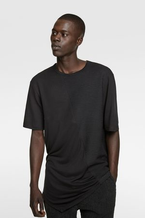 Zara Soepelvallend gecombineerd t-shirt