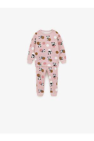Zara Pyjama met panda's